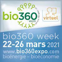 Biogaz virtuel Bio360 du 22 au 26 mars