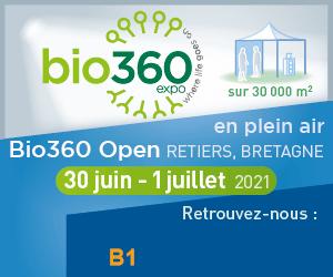 Bio360 Open du 30 juin au 1er juillet